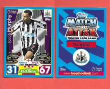 Newcastle United Jacob Murphy 231